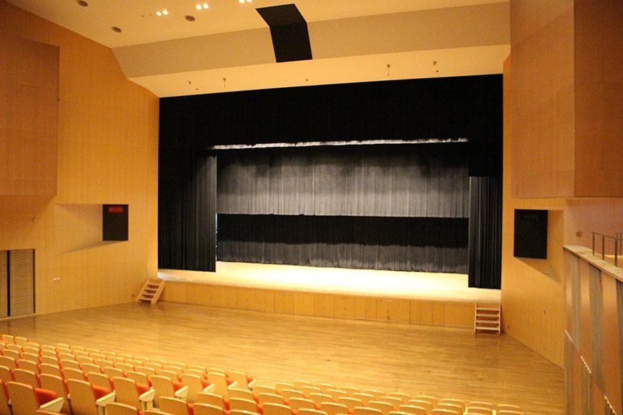 阿倍野区民センター : 大ホール : Image Gallery01