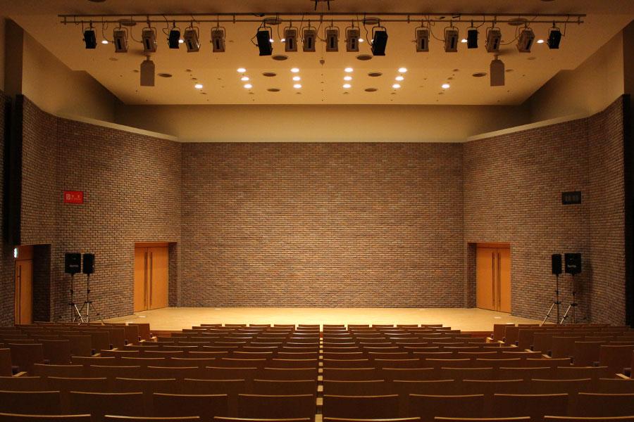 阿倍野区民センター : 小ホール : Image Gallery01