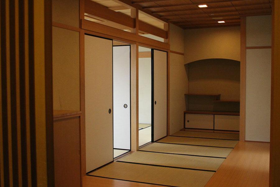 阿倍野区民センター : 和室 : Image Gallery02