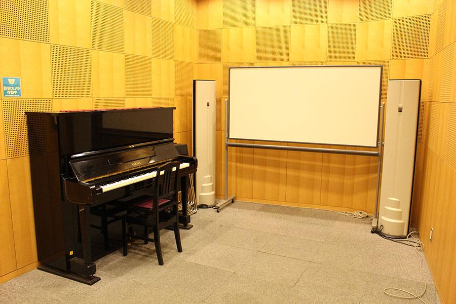 阿倍野区民センター : スタジオ2 : Image Gallery01