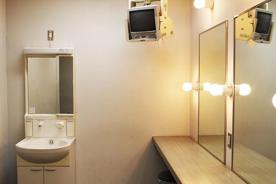 阿倍野区民センター : 控室2 : Image Gallery01
