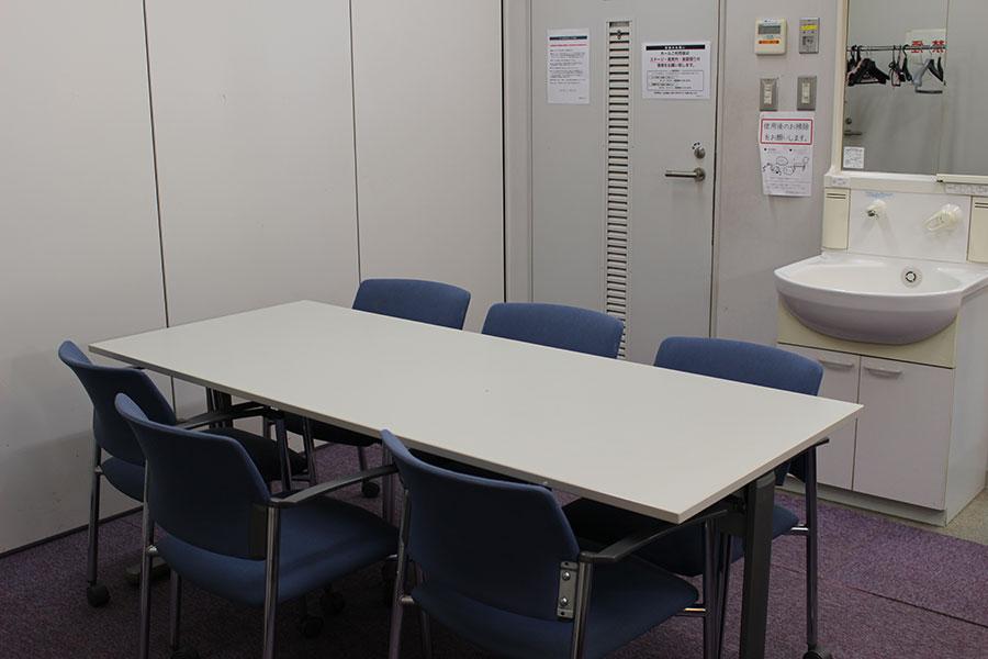 阿倍野区民センター : 控室3 : Image Gallery02